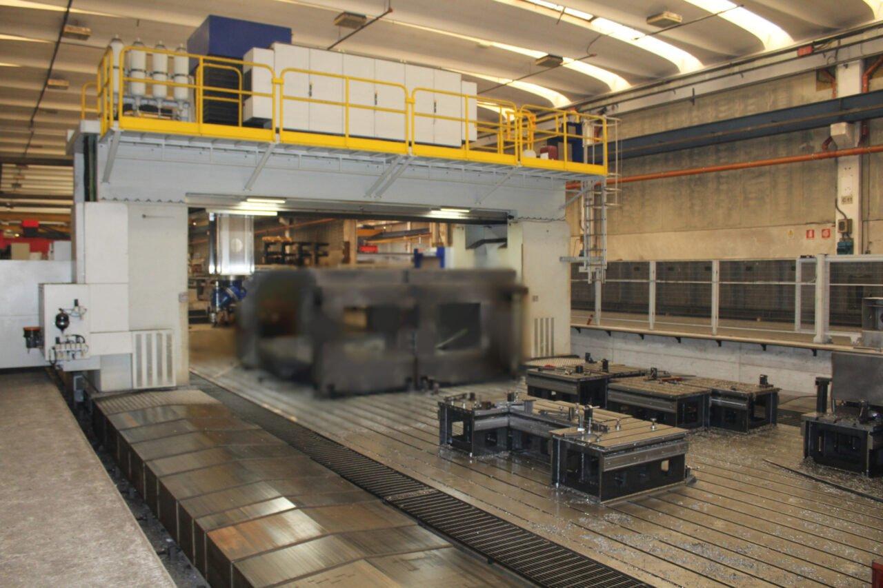 Portal milling machine P6