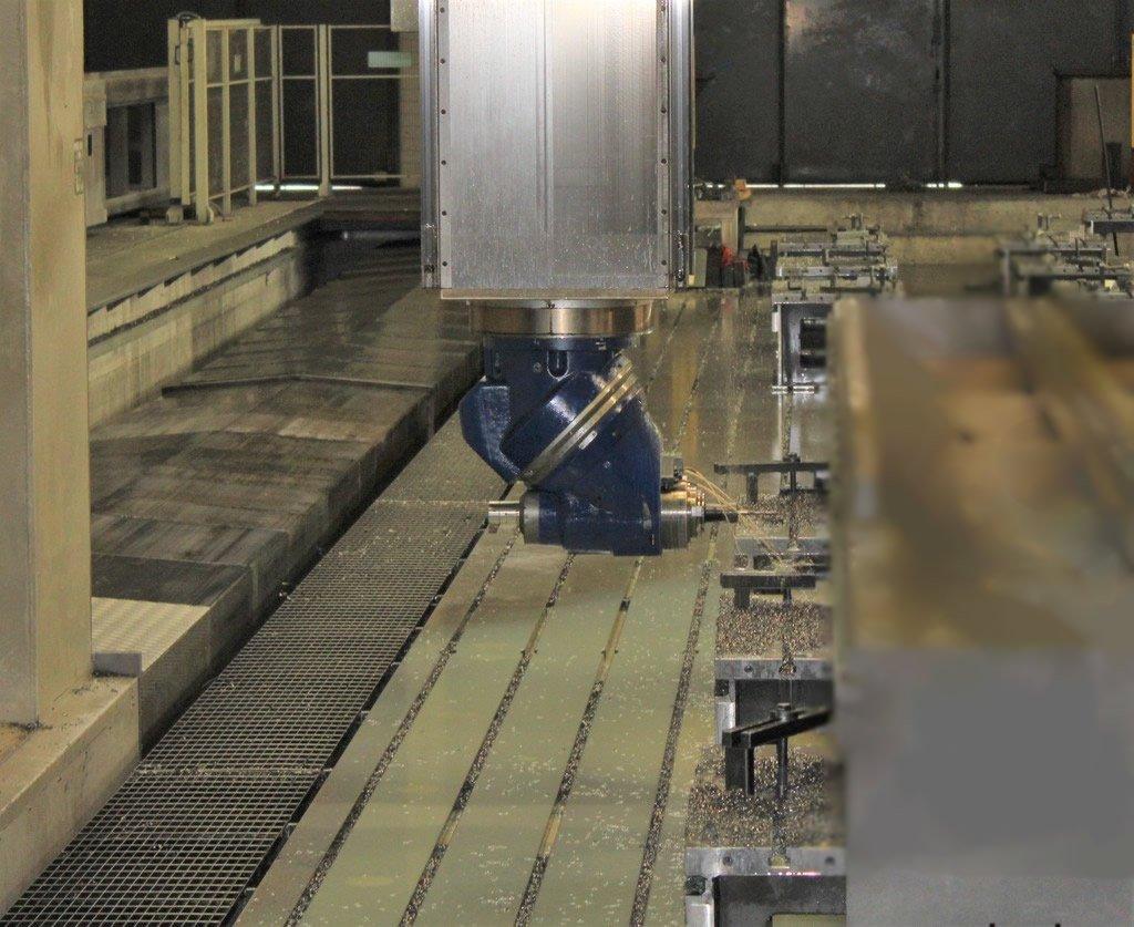 Portal milling machine P5